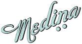 cafe medina Logo